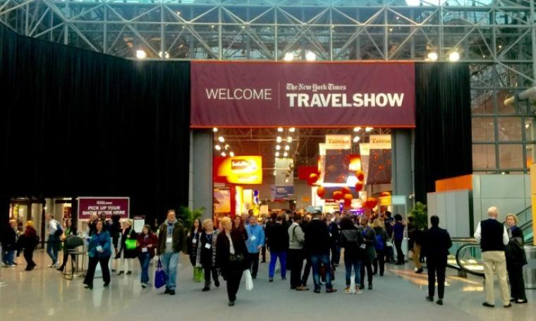 New York Times Travel Show 2016 (net)