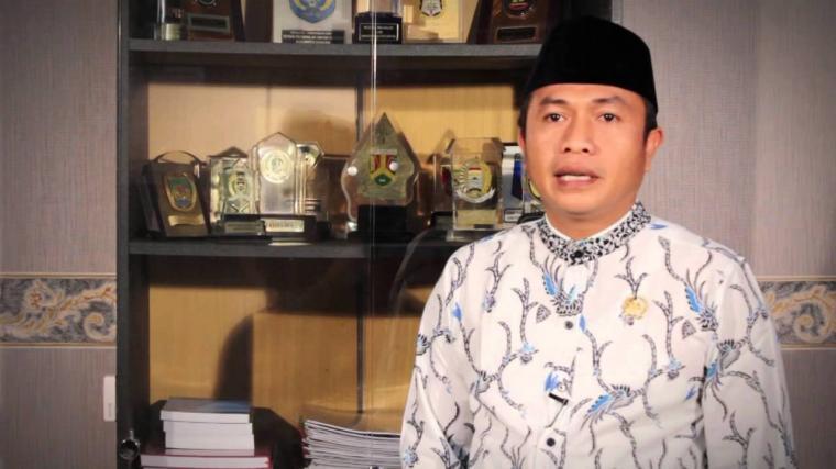 Ketua DPRD Kota Serang Subadri Usuludin