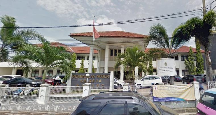 Pengadilan Tindak Pidana Korupsi Serang (net)