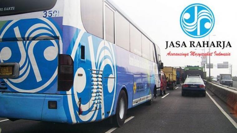 Selama tahun 2015 Jasa Raharja Cabang Banten menggelontorkan santunan kepada korban kecelakaan sebesar Rp35 Miliar