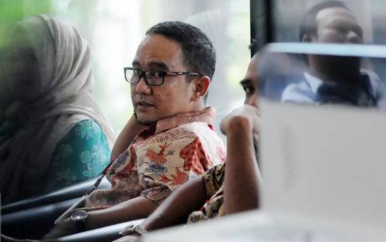 Ketua DPRD Banten Asep Rahmatullah