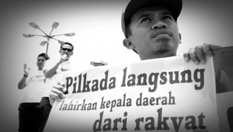 DPR akan lakukan revisi UU Pilkada