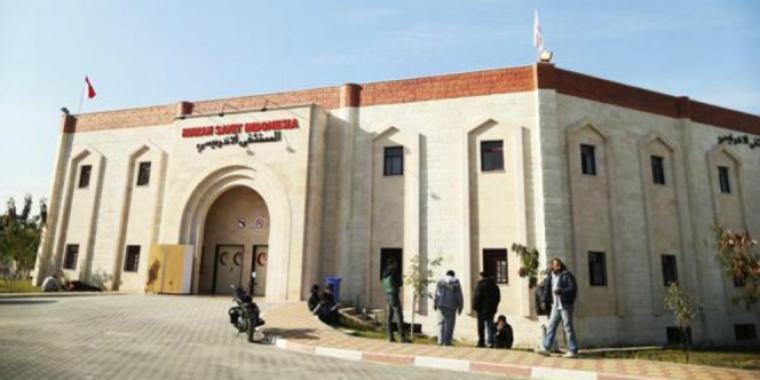 Rumah Sakit Indonesia Beroprasi di Jalur Gaza