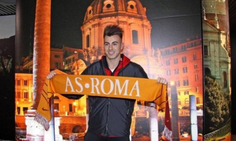 El Shaarawy bergabung dengan AS Roma (net)