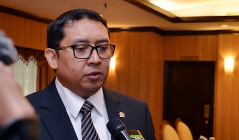 Wakil Ketua DPR RI Fadli Zon/net