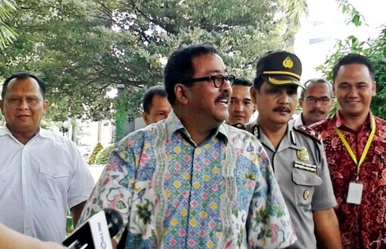 Lima Jam Diperiksa, Rano Enggan Beberkan Anggota DPRD Tukang Palak