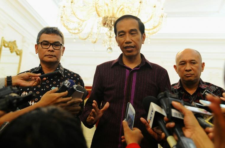 Jokowi Tunjuk Nasir Fuad jadi Kepala Badan Restorasi Gambut (BRG)