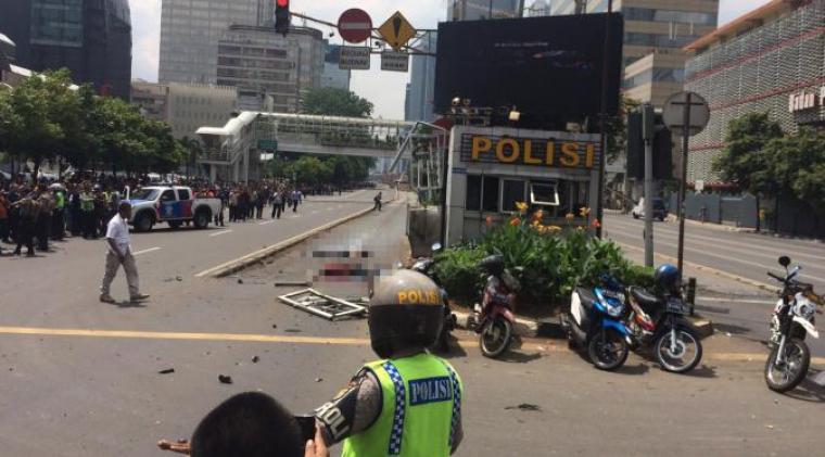 DPR Desak Polisi Segera Ungkap Motif Serangan di Sarinah