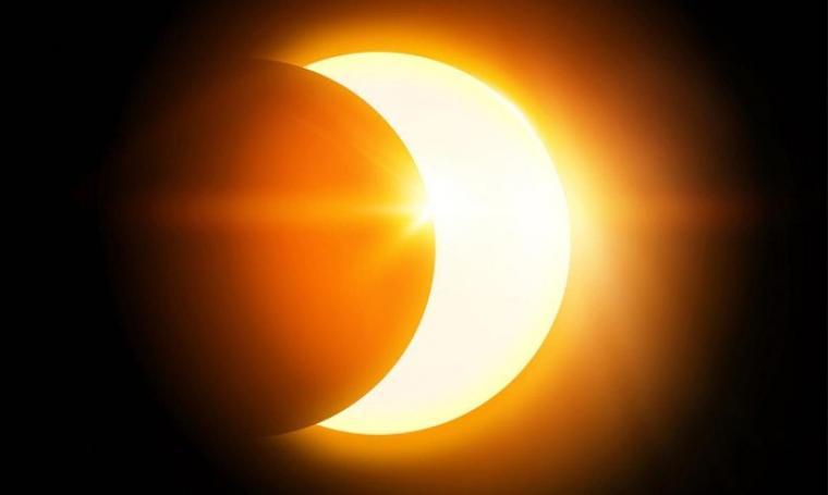 9 Maret 2016 nanti Indonesia akan mengalami fenomena menarik yaitu gerhana matahari total. (net)