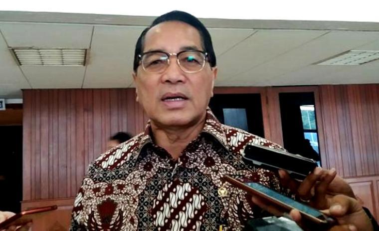 Wakil Ketua Badan Legislasi (Baleg) DPR RI Firman Soebagyo