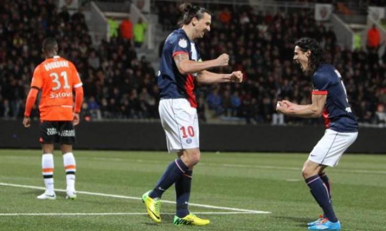 Berkat kemenangan 3-1 saat hadapi Lorient, PSG kokoh dipuncak klasemen sekaligus pecahkan rekor Nantes (Foto:net)