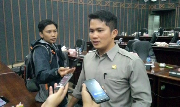 Anggota Komisi V Fitron Nur Ikhsan