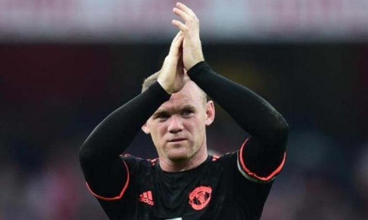 Setelah menelan kekalahan dari Sunderland, Rooney Minta MU fokus di Liga Europa. (Foto:net)