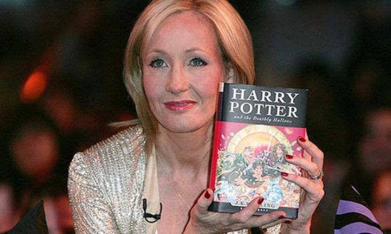 JK Rowling (Foto:net)