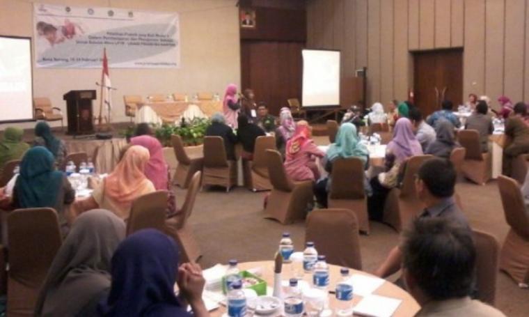 USAID Prioritas Gelar Pelatihan Peningkatan Mutu Guru di Kota Serang.