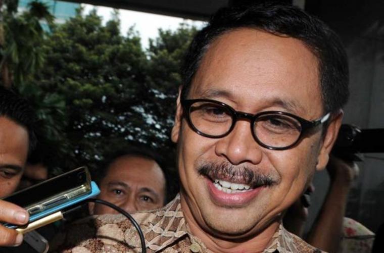 Sekda Banten Ranta Soeharta