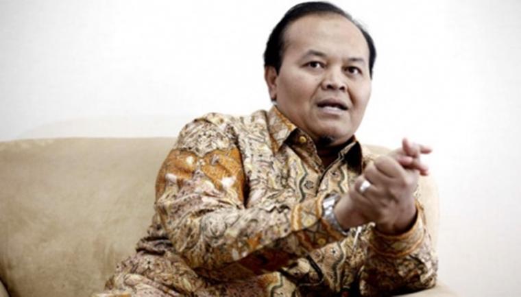 Wakil Ketua Majelis Syuro PKS Hidayat Nurwahid
