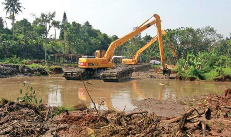 Pembangunan Waduk Karian