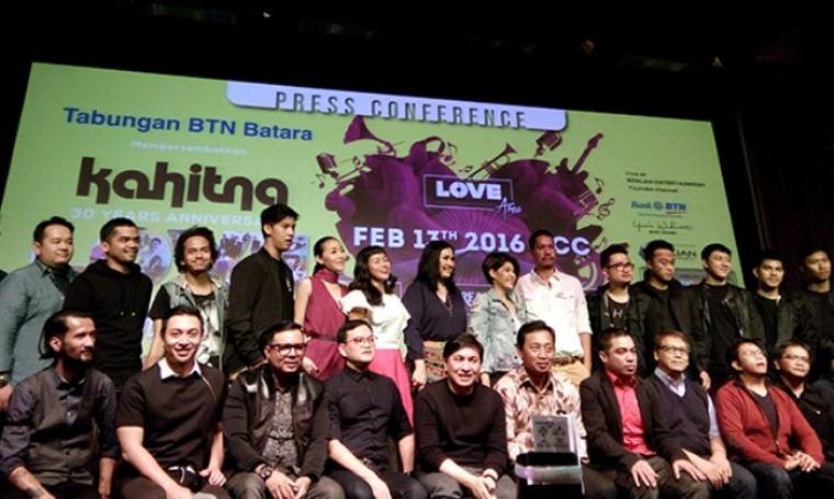 Jelang konser 30 tahun Kahitna Berkarya (Foto:net)