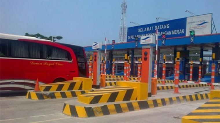 Pelabuhan Penyebrangan Merak/net