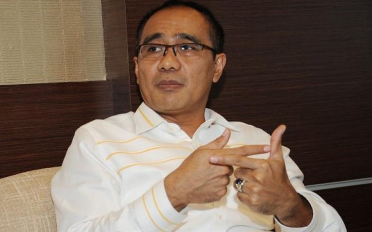 Sekretaris Fraksi Partai Hanura DPR RI Dadang Rusdiana