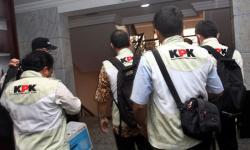Suasana sidang OTT Hakim PN Tangerang. (Foto: TitikNOL)