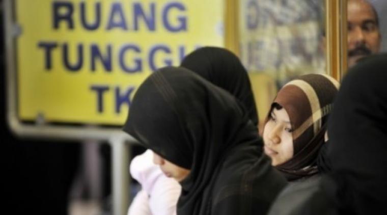 Tujuh Warga Banten Dipulangkan Dari Suriah
