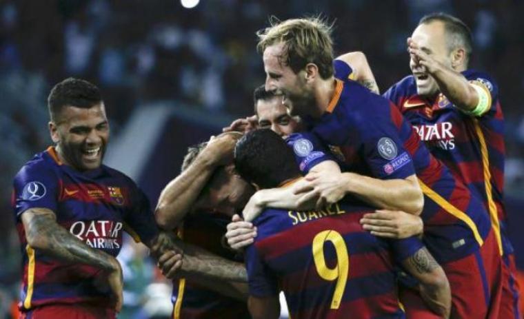 Kemenangan atas Sevilla, Barcelona samai rekor Madrid (Foto:net)