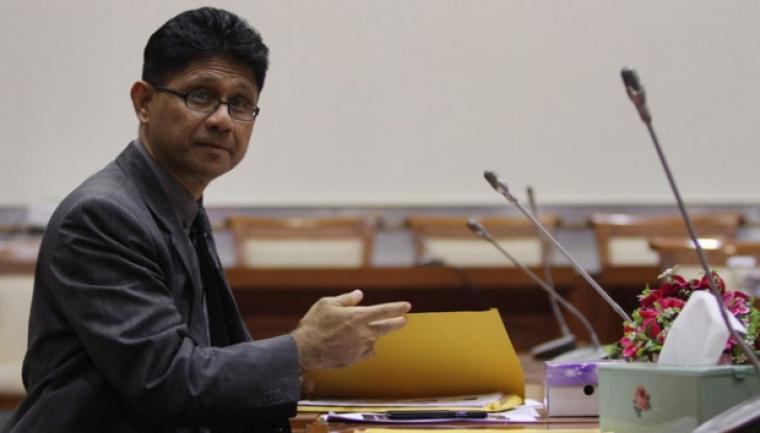 Wakil Ketua Komisi Pemberantasan Korupsi (KPK), Laode M Syarif