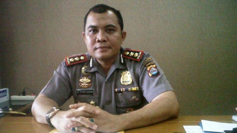 Kapolres Serang AKBP Nunung Syaifuddin