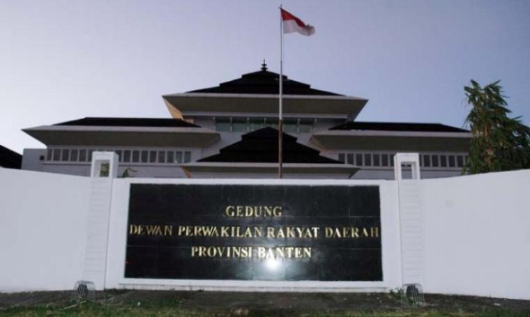 Gedung DPRD Provinsi Banten. (Dok:net)