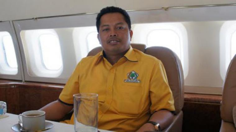 Mahyudin Blusukan ke 10 DPD Golkar, Galang Dukungan?