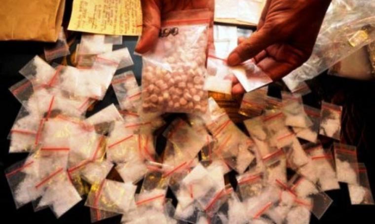 Foto ilustrasi narkoba. (Dok:net)