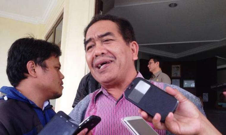 Kepala BPKP Banten Rizal Sihite. (Foto:TitikNOL)