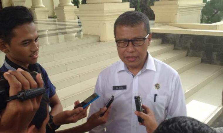 Kepala Badan Narkotika Nasional (BNN) Provinsi Banten, Kombes Pol Heru Febrianto