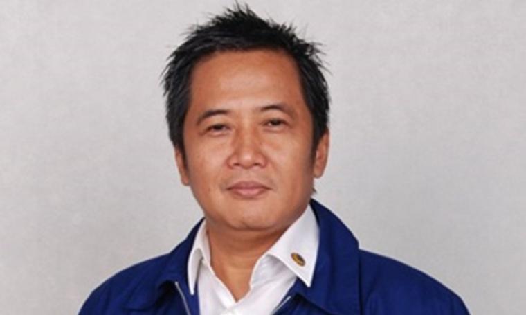Ketua Dewan Pimpinan Wilayah (DPW) Partai Nasdem Provinsi Banten, Wawan Iriawan. (Dok:net)
