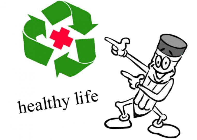 Ilustrasi hidup sehat. (Dok:net)