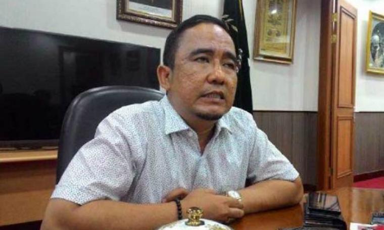 Ketua DPRD Provinsi Banten, Asep Rahmatullah. (Dok:net)