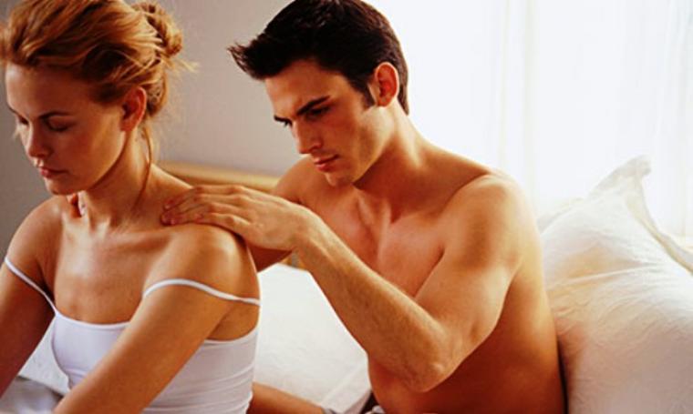 Foto ilustrasi pasangan sedang sakit. (Dok:net)