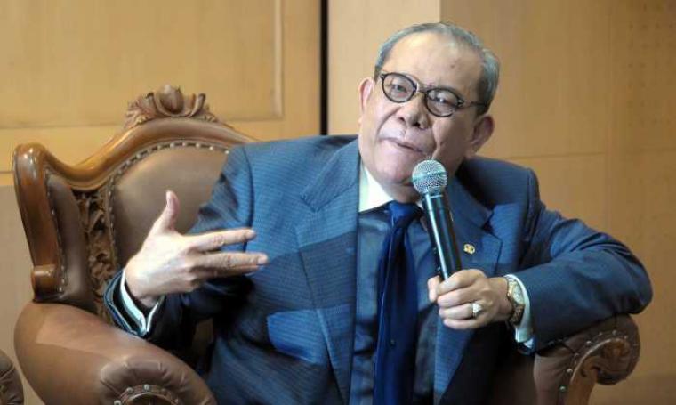 Ketua Komisi II DPR, Rambe Kamarulzaman. (Dok:net)