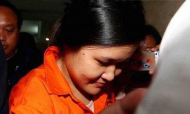 Jessica Kumala Wongso. (Dok:net)
