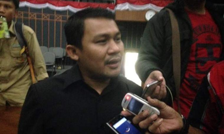 Anggota DPRD Provinsi Banten Komisi IV, Ade Hidayat. (Foto:TitikNOL)