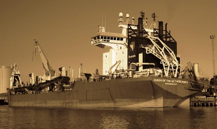 Foto ilustrasi kapal. (Dok:net)