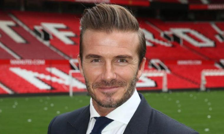 David Beckham. (Dok:net)