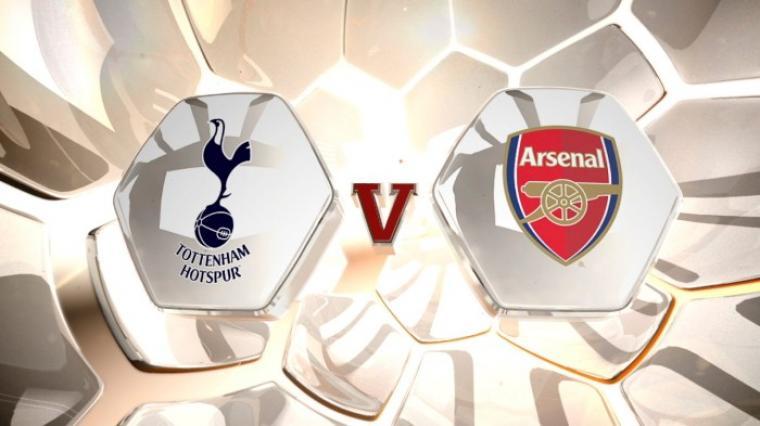 Derby London antara Tottenham Hotspur vs Arsenal tersaji akhir pekan ini. (Dok:net)