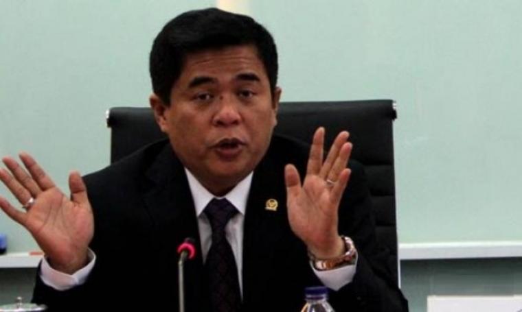 Ketua DPR RI, Ade Komarudin. (Dok:net)