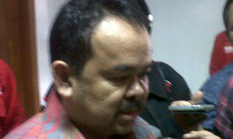 Tb Haerul Jaman. (Dok:TitikNOL)