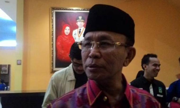 Ahmad Taufik Nuriman. (Dok:net)