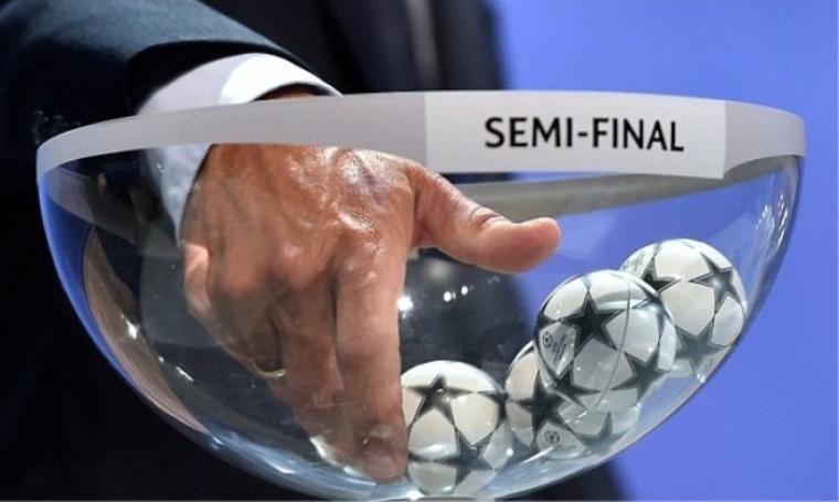 Ilustrasi Drawing Semifinal. (Dok:net)
