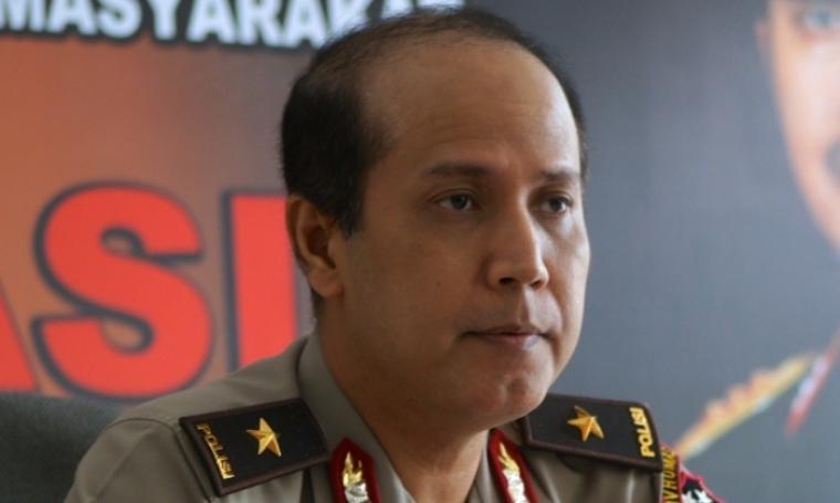 Kapolda Banten, Brigjen Pol Boy Rafli Amar. (Dok:net)